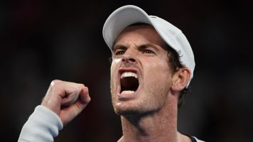 Murray has sights set on singles return this year