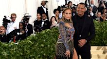Jennifer Lopez and Alex Rodriguez Are a Match Made in Met Gala Heaven