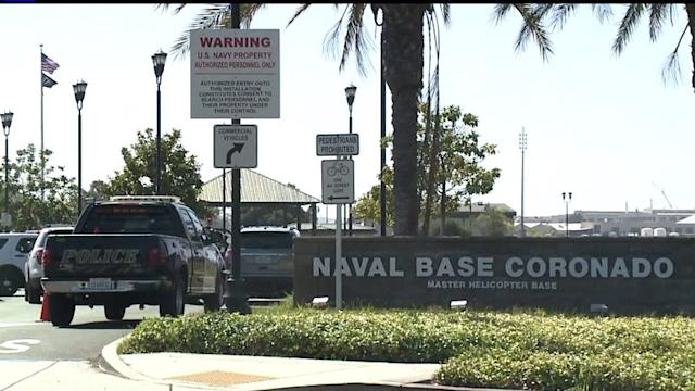 Truck Theft Suspects Arrested After Making Wrong Turn Into Navy Base