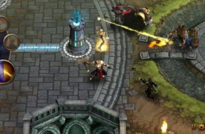 Daily iPhone App: Solstice Arena is Zynga's shot at multiplayer online battle arenas