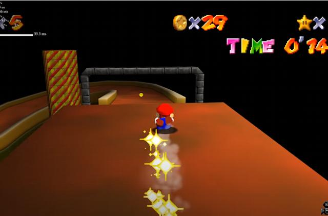 'Super Mario 64' fan releases a fully playable port for PC