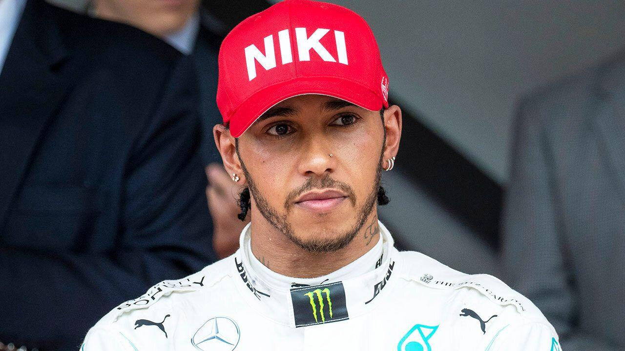 'Don't know what you're thinking': Lewis Hamilton blasts own team during win
