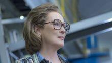 Imprensa internacional já dá como certa 21ª indicação ao Oscar para Meryl Streep