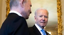 'Trump is gone,' but lingering: As Biden vows 'America is back,' allies wonder for how long