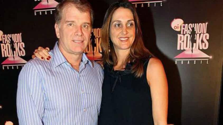 Bernardinho e Fernanda Venturini se separam após 25 anos de união