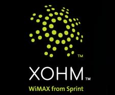 Sprint's XOHM WiMAX service gets official