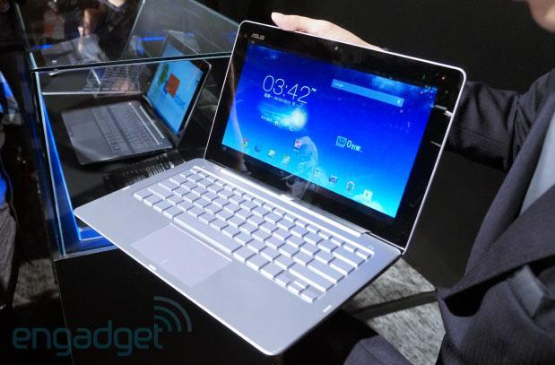 ASUS Transformer Book Trio reaches the UK on November 11th for £900