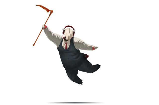 'Felix the Reaper' puts a playful spin on the danse macabre
