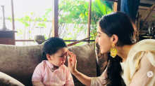 Pics: B'town celebrities celebrate Raksha Bandhan with so much love