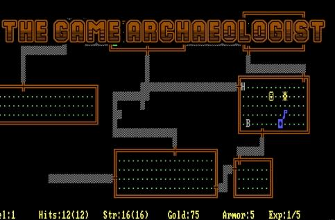 The Game Archaeologist: A brief history of roguelikes