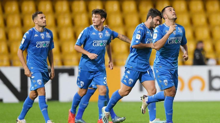 Nuovo cluster Covid in Serie A: 6 dell'Empoli positivi