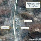 U.S. think tank says at least 13 undeclared missile bases identified in North Korea