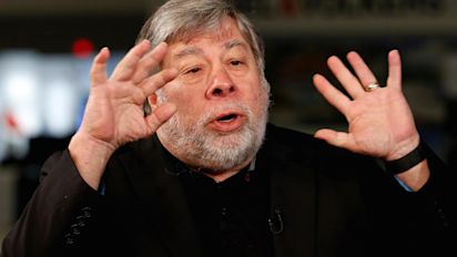 Steve Wozniak is still on Apple's payroll four decades after co-founding the company