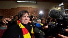 El independentismo va dividido a Perpiñán para ver a Puigdemont cerca de casa