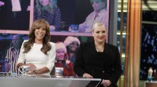 Meghan McCain and Sunny Hostin find common ground on Melania Trump's 'really upsetting' White House Rose Garden redesign