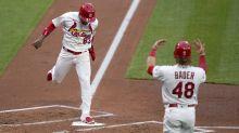 Arenado, Edman lead Cardinals to 5-2 win over Pirates