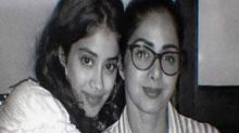 Jahnvi Kapoor commemorates Sridevi's 57th birth anniversary with a throwback picture
