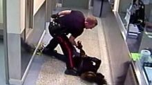 'Worst use of force': Trial begins for officer who threw handcuffed woman to ground face-first