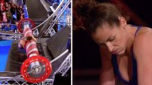 Ninja Warrior fans slam 'stupid rule' that disqualified contestant