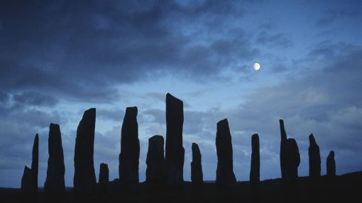 The black moon has a long, interesting history that greatly involves October