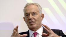 Tony Blair says second coronavirus lockdown in England starting on Thursday must be the last