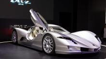 ¿Un rival para Telsa Roadster? Aspark amenaza con su superdeportivo eléctrico Owl