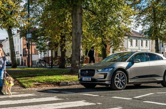 2019 Jaguar I-Pace receives 234-mile range rating from the EPA