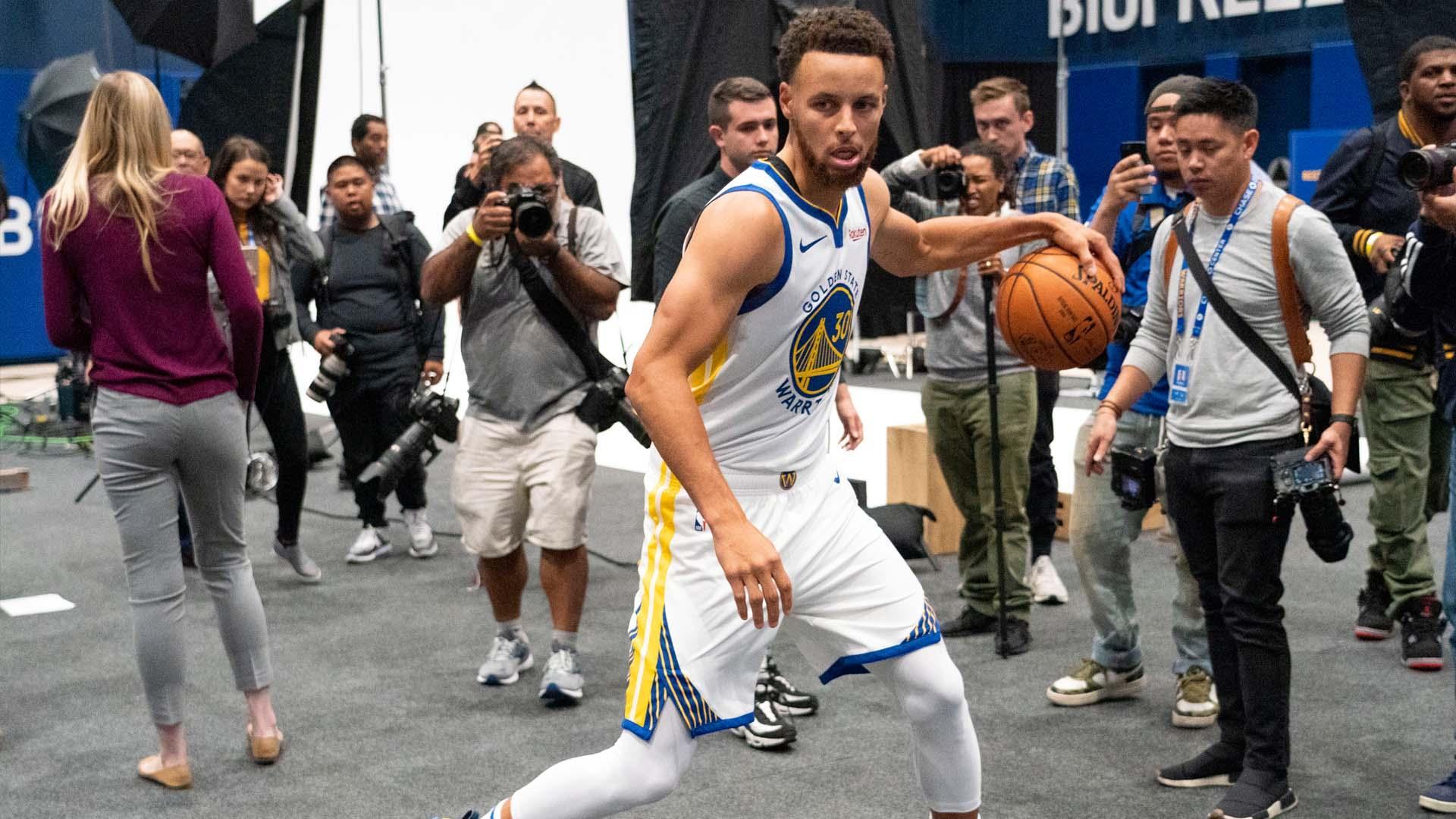Warriors vs. Lakers live stream: How to watch Chase Center preseason opener