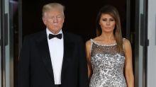 """Melania Trump: """"Los hombres de la familia Trump están vacíos por dentro"""""""