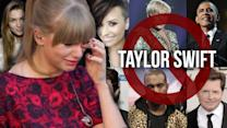 11 Celebs Who Have DISSED Taylor Swift