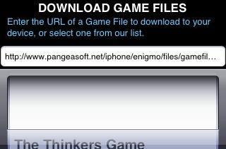 Pangea updates Enigmo for iPhone to 1.1.1, adds downloadable content