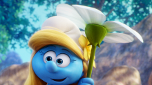 Smurfette Was Removed From A Poster In A Religious Israeli Neighborhood