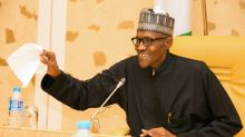 Nigeria's Buhari seen in public for first time in weeks