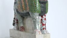 London's new Fourth Plinth commission seen in first image