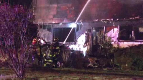 Fire claims woman's life in Fairfield, Cumberland Co.
