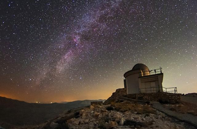 Watch the Milky Way's birth in this Caltech simulation
