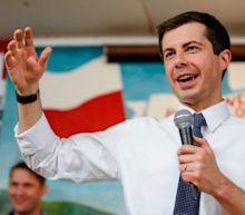 Indiana mayor Pete Buttigieg surging as moderate alternative to Joe Biden in Iowa poll