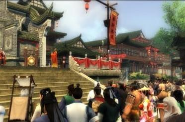 Age of Wushu promises latency improvements and matrix authenticator