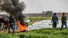 Gaza: un combattant tué par Israël, son corps ramassé par un bulldozer