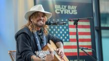 Billy Ray Cyrus shares personal letter from 'Achy Breaky Heart' fan President George H.W. Bush