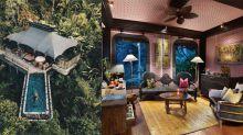 鮮為人知的叢林風酒店!峇里島超奢華復古帳棚Villa酒店