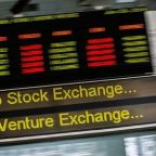 TSX ends at three-week high; oil gains lift energy stocks