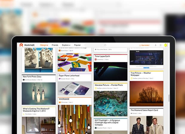 Rockmelt says goodbye to its social web browser, says hello to Rockmelt for Web