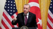 Erdogan says Turkey aware that U.S. support for Kurdish YPG will not end immediately
