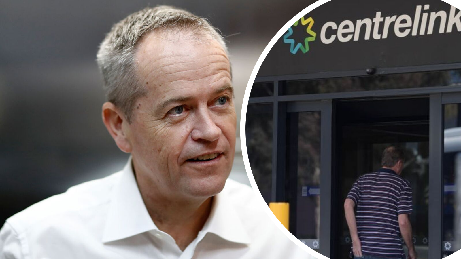 'Robodebt is very likely illegal': Bill Shorten launches class action into Centrelink