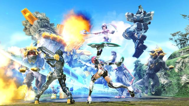 'Phantasy Star Online 2' will finally come to North America next week
