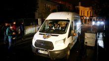 Turkish investigators leave Saudi consulate in Istanbul: witness