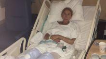 Laura Bozzo vive pesadilla de salud