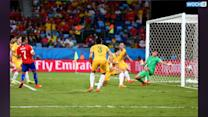 Chile Beats Australia 3-1 In World Cup