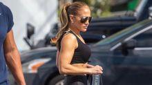 Esto lo que hace Jennifer López para mantener firmes sus atributos; ni en vacaciones descansa